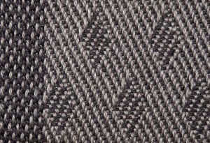 Sisal Decor grey-black